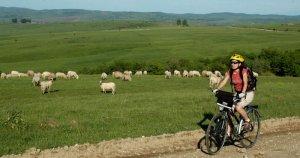 טיול אופניים בקרפטים
