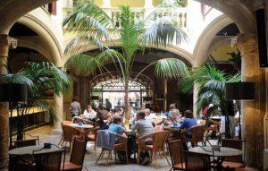 בית הקפה Grand Café Cappuchino
