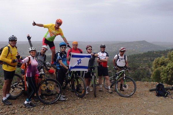 חופשת אופניים בטרודוס קפריסין