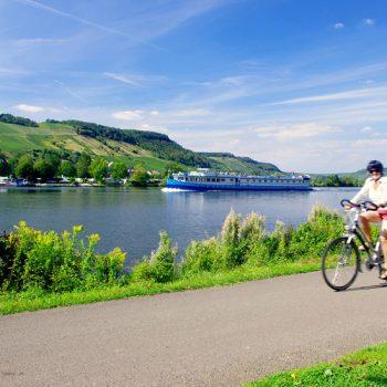 ממץ (צרפת) לקובלנץ (גרמניה) על אופניים